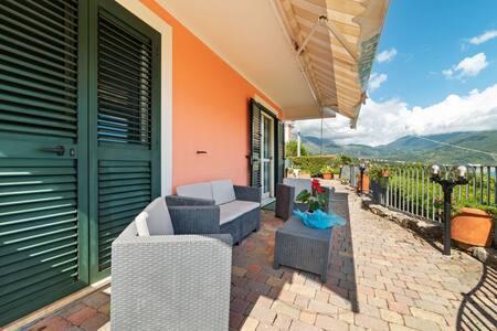 Pleasing Apartment in Villammare with Terrace
