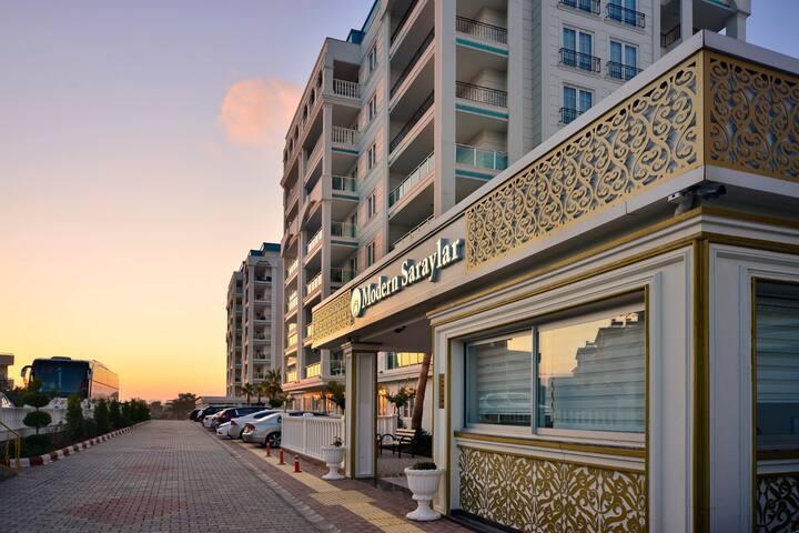 Modern Saraylar Halal Hotel SPA *****