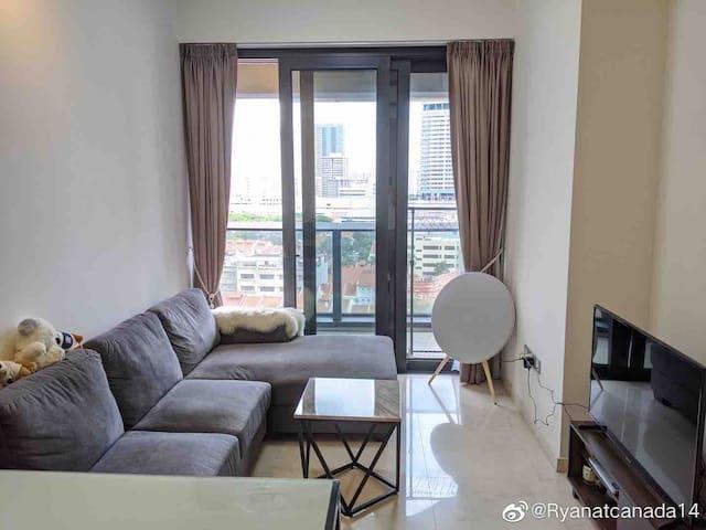 Luxury condo apartment @ DUO Residence, Bugis