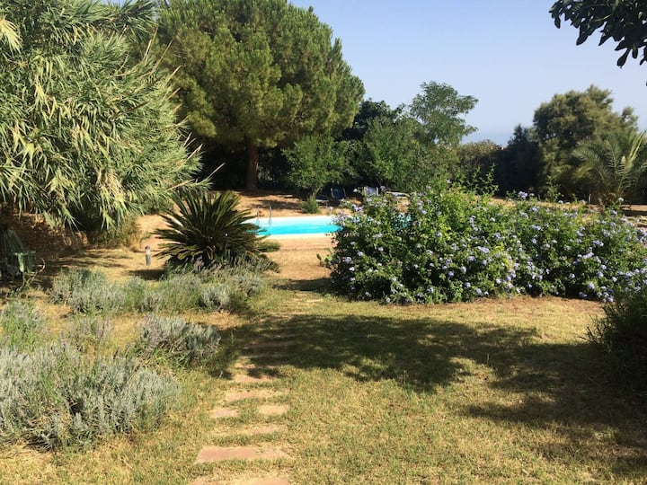 Sicily- Cottage and pool
