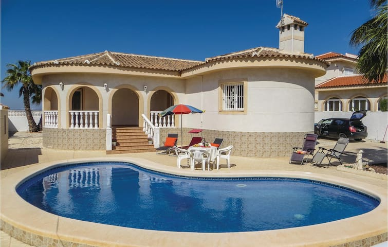 Holiday cottage with 3 bedrooms on 96m² in San Fulgencio