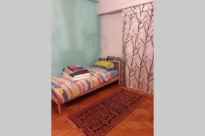 Private Cozy Room - Athina - Apartment