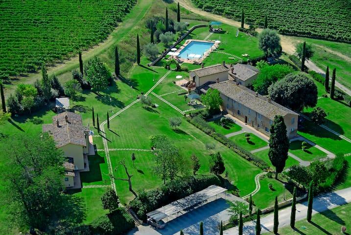 Toscana | Masia con piscina privada | Villa Stella