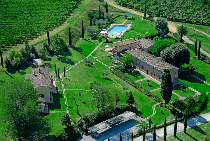 Tuscany | Rural villa with private pool