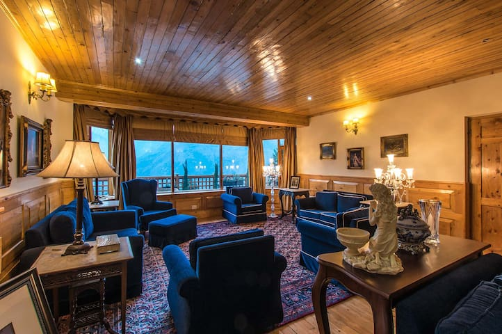♠Suite Royal BR w/Free BKFST+BBQ+Fireplace@Manali♠