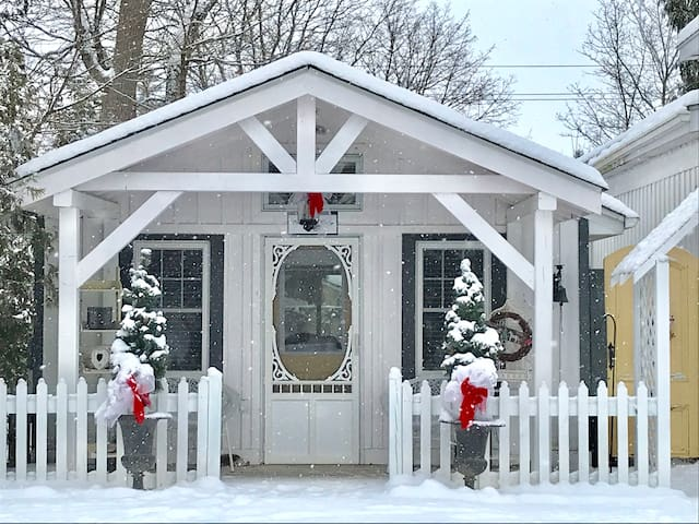 2018 First Snow/Cottage