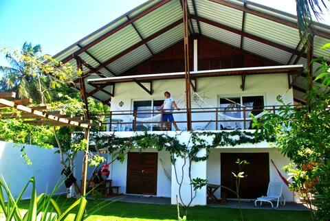Big loft apto. (2 bedrooms) - Barra do Cunhaú