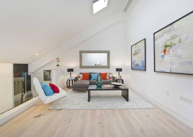 Abbey Road Apartment, London - Londres - Pis
