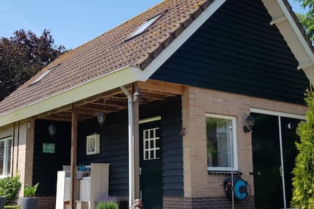 Charming guesthouse Almere-Hout