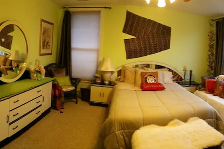 Relaxing Spacious Suite for two - Yorktown