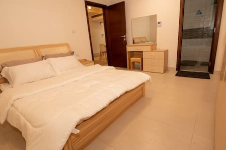 Prime Apartment at the height Qurum with free wifi
