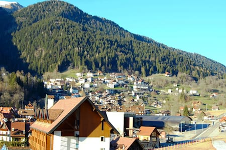 Zoncolan ski arena