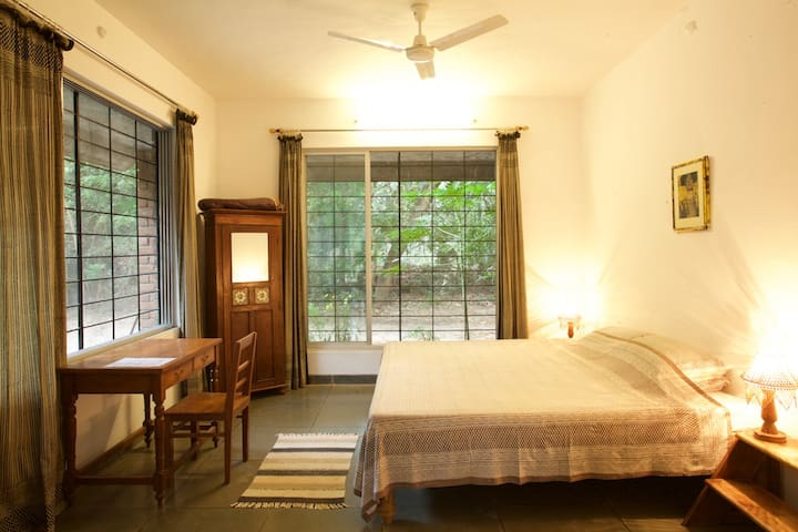 The ANNEX, I.A. Guest House Room #1