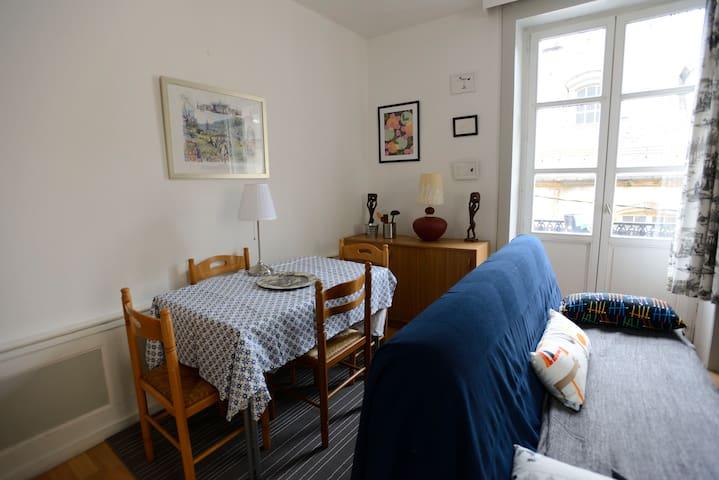 Appartement meublé T2 - Plombières-les-Bains - Apartemen