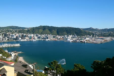The Most Amazing View & A great Couples' Retreat! - Wellington