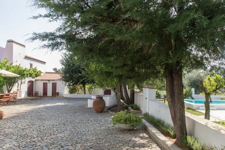 Rural retreat in Venda do Duque, Alentejo