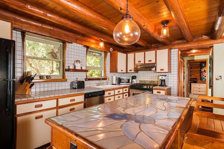 Three Bedroom Genuine Log House