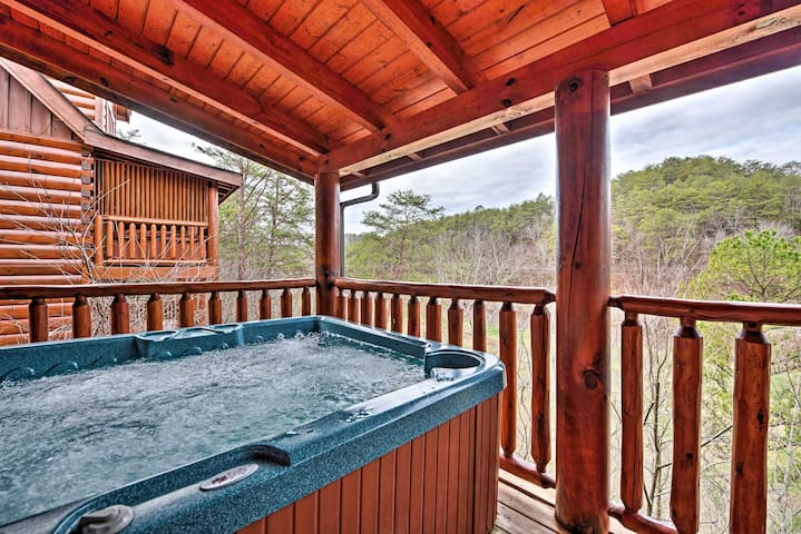2BR Southern Comfort Escape in Sevierville - Sevierville - Chatka