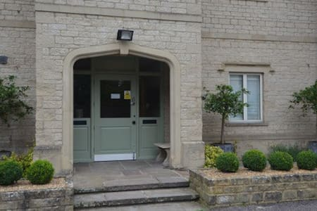 Churchill Court Single room - Long Hanborough - Bed & Breakfast