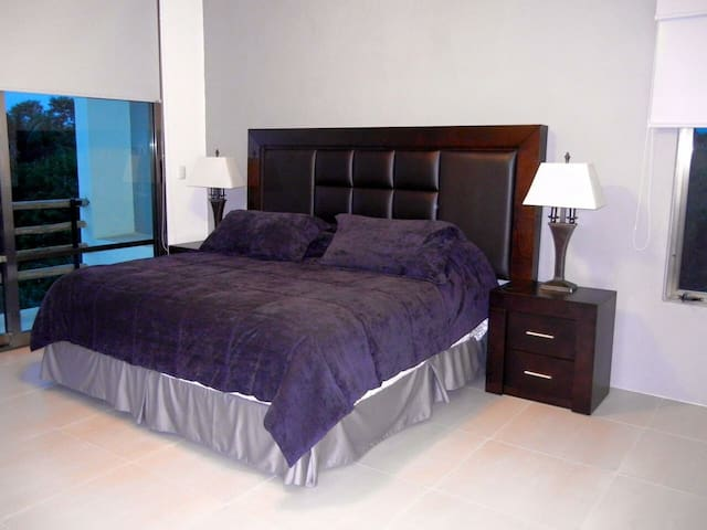 Precioso Penthouse Cancun - Alfredo V. Bonfil - อพาร์ทเมนท์