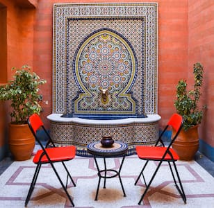 3-Bedroom Apartment | Moroccan Riad style