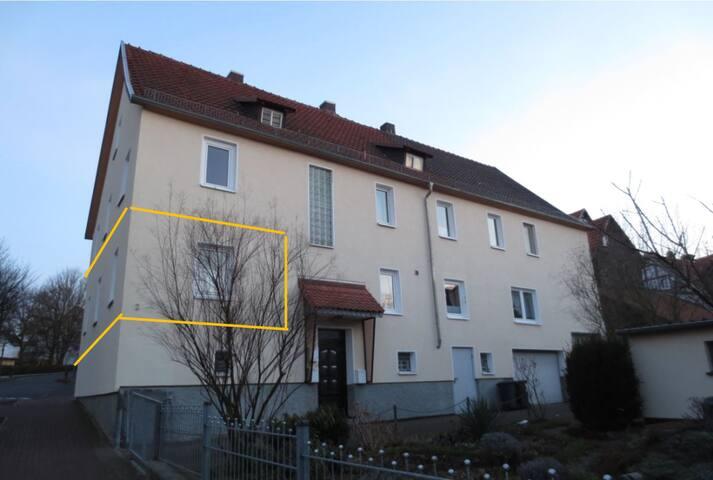 2 Zimmer, Küche und Bad - gerne auch Länger - Gudensberg - อพาร์ทเมนท์
