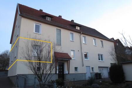2 Zimmer, Küche und Bad - gerne auch Länger - Gudensberg - Lejlighed