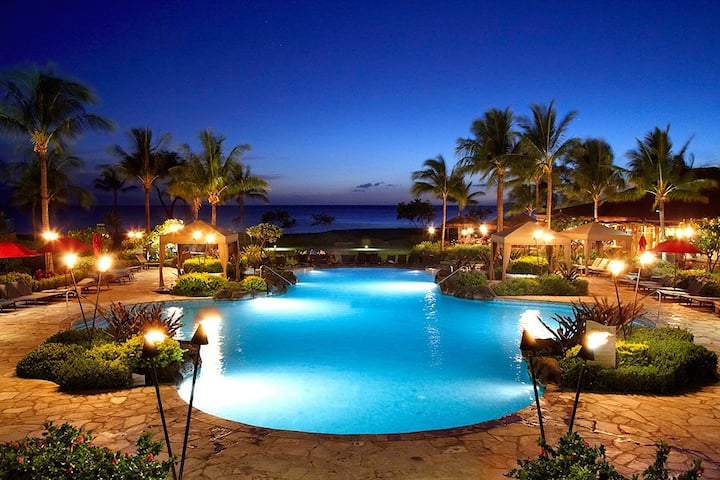 PARTIAL OCEAN VIEW ! HONUA KAI (1 Bed)  B