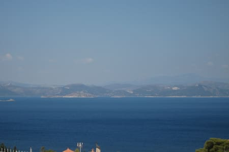 Magical Seaview and Sunsets in Evia! - Diliso - Casa