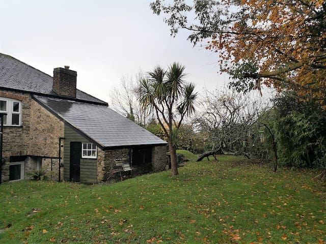 Character Cottage in quiet village location
