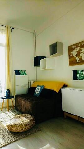 Magnifique studio Vue mer Toulon