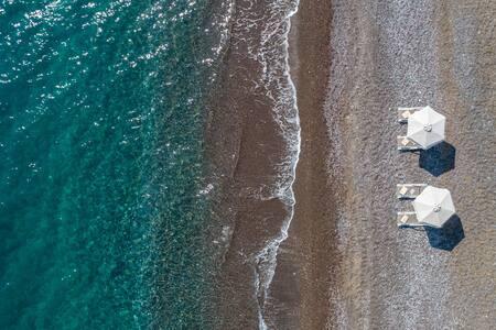 Great Sand Villa, Beach Front Luxury Villa