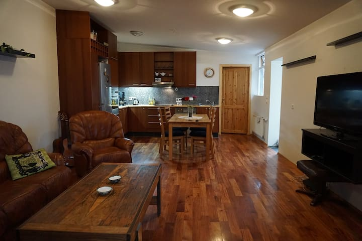One bedroom apartment - Selfoss - Huoneisto