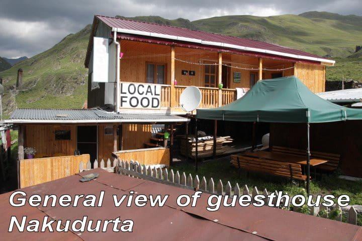 "Guesthouse ""Nakudurta"" in Girevi"