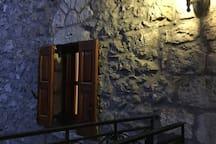 Παραδοσιακή πετρόκτιστη κατοικία στην ΣΤΕΜΝΙΤΣΑ