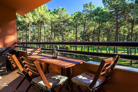 Beautiful Lisbon Golf&Beach Flat - Aroeira