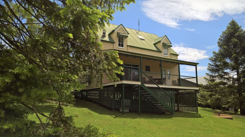Bunya Mountains Rainforest Retreat