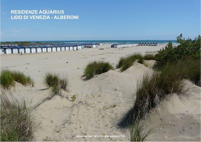 App. 1 - Venise Golf Residence Alberoni