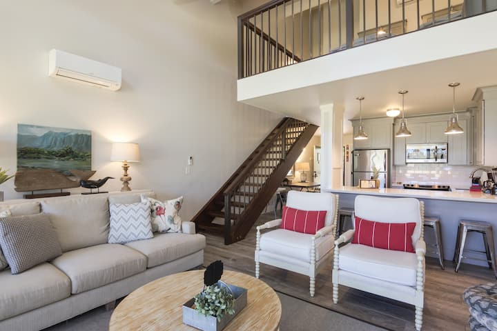Remodeled and Updated Turtle Bay Resort Condo