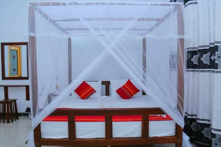 Sigiri Mango Garden Resort Triple Room with fan