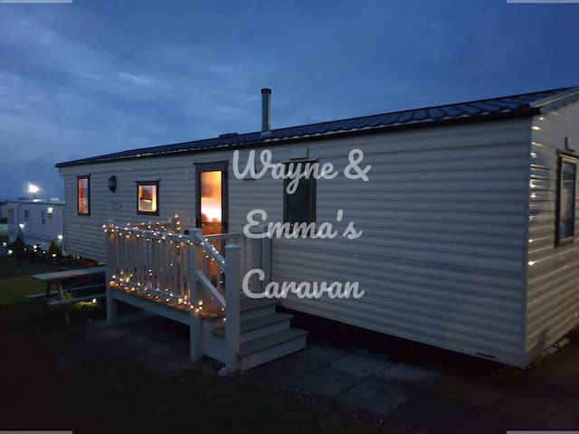 3 Bedroom Caravan, Reighton Sands Holiday Park