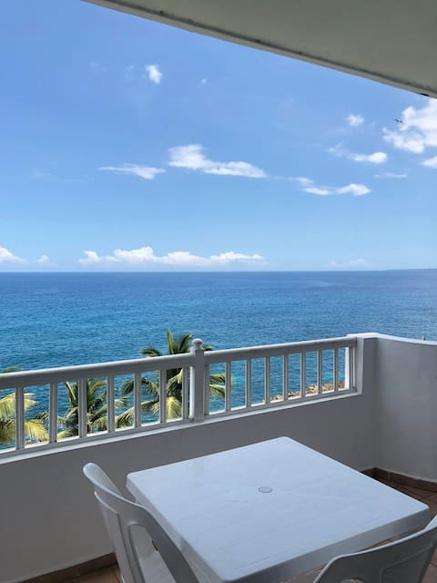 ¡¡Peaceful apartment with beautiful ocean view!!