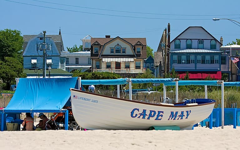 Escape to Cape May