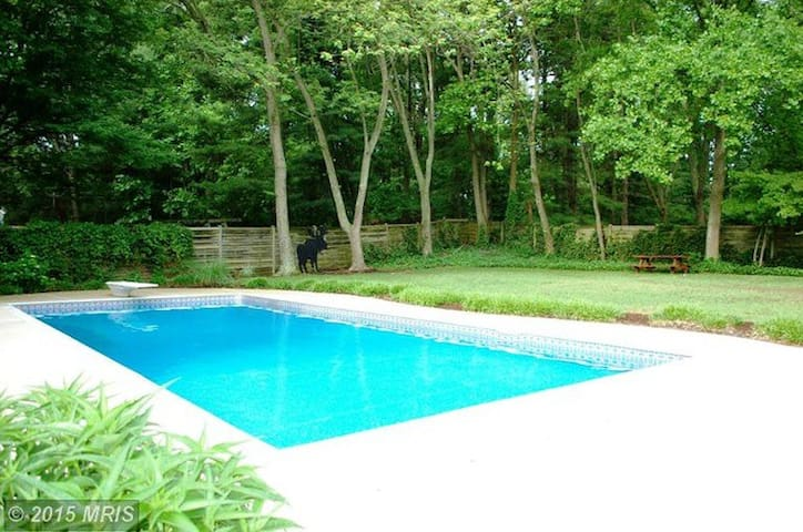 Large cozy home outside of Annapolis - Arnold - Casa