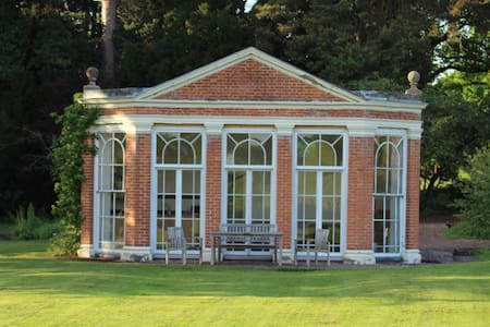 The Orangery, Henley Hall, a tranquil get away! - Ludlow