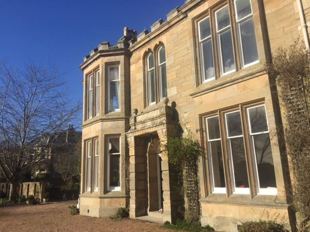Grand Home, Humble Hosts - Cupar - Suíte de hóspedes