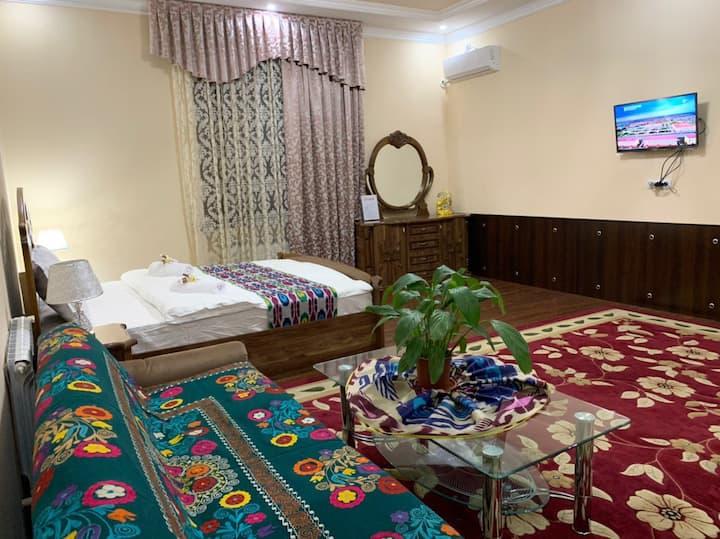 Sitorabonu-Nur Fayz Guest House