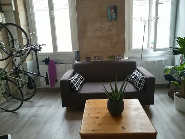 Appartement 35 m2 Chartrons