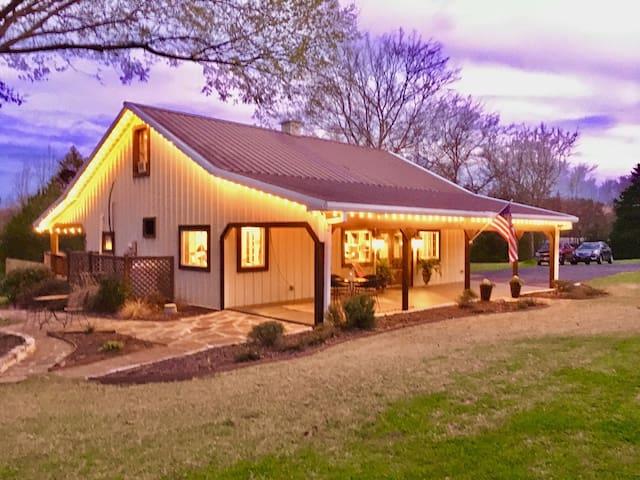 The Barn on Evergreen Acres