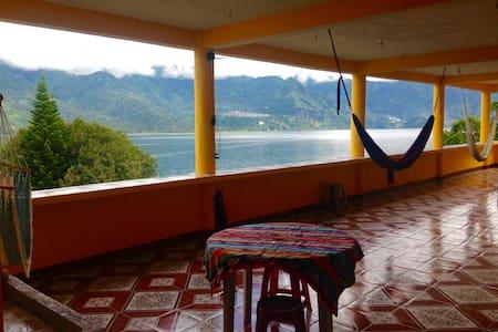 Casa Mendez - San Pedro La Laguna